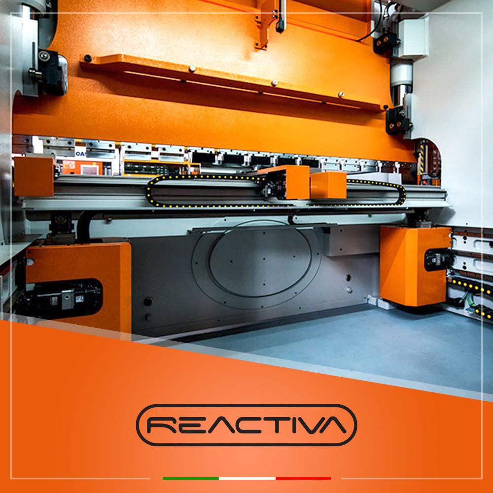 Reactiva Hybrid Press Brake