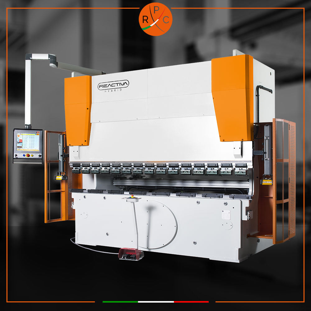 Wide range of Bending Machines from 25t up to 300t for 4 Meters