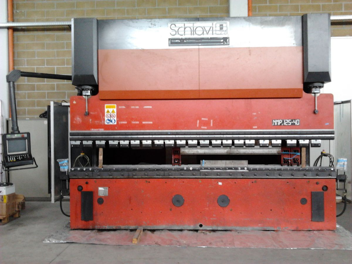 Press Brakes and Shears Overhauls