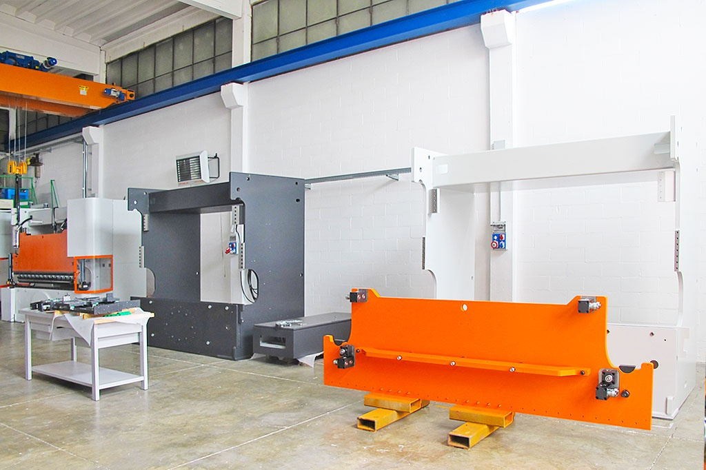 press brake Reactiva plus